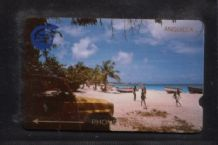 Phonecard Telephone card D1 Anguilla VERY RARE #272